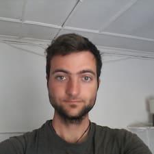 Gebruikersprofiel Adrien