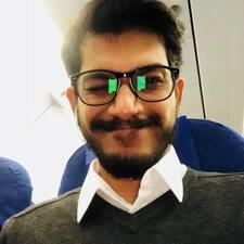 Profil utilisateur de Sai Laxman
