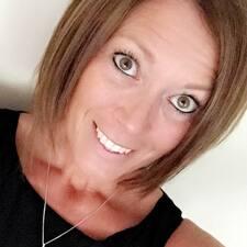 Amy felhasználói profilja