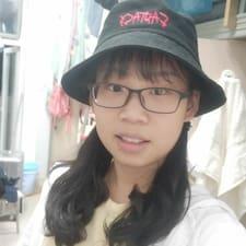 Profil utilisateur de 莹韵