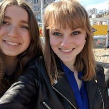 Profil Pengguna Verena & Nora