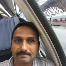 Profil utilisateur de Pradeep Kumar