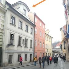 Profil korisnika I Love Prague
