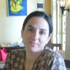 Nina felhasználói profilja