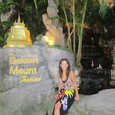 Profil Pengguna Patricia Alejandra