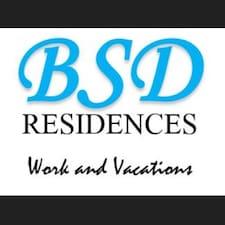 BSD Residences User Profile
