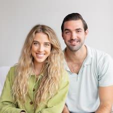 Eva & Mario felhasználói profilja