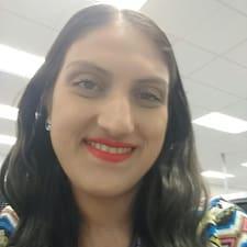 Profil utilisateur de Shante