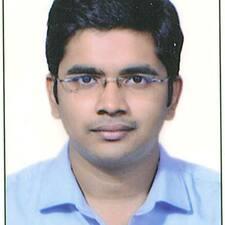 Namrata felhasználói profilja