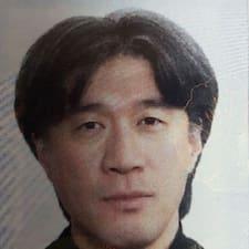 Gebruikersprofiel Woongjong