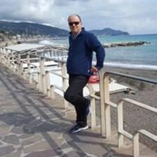 Henkilön Fabrizio käyttäjäprofiili