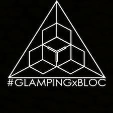 GLAMPINGxBLOC
