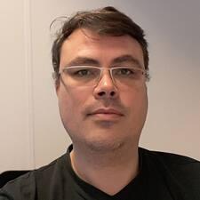Gebruikersprofiel André