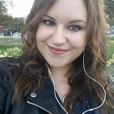 Indrė User Profile