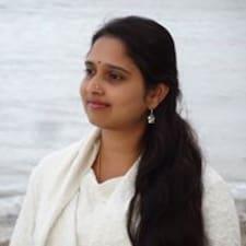 Användarprofil för Pavitra