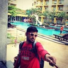 Profil utilisateur de Gnanadev