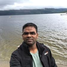 Profil Pengguna Nantha Kumar