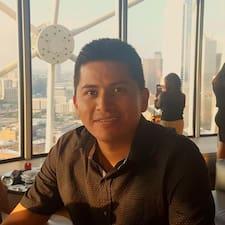 Henkilön Sergio käyttäjäprofiili
