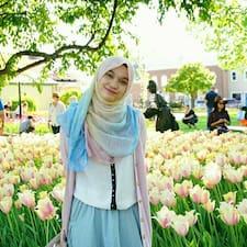 Profilo utente di Nurul Hannah