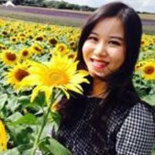 Perfil do usuário de Xihui