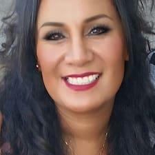 Blanca felhasználói profilja