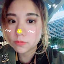 Gebruikersprofiel Xiaoying