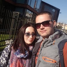 Larysa & Roman User Profile