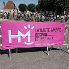 โพรไฟล์ผู้ใช้ Marie Hélène