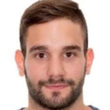 Perfil do utilizador de Luis Ángel