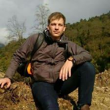 Aaron User Profile