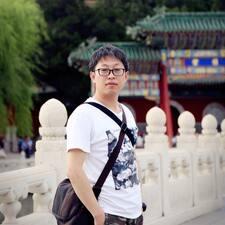 Yinghui的用戶個人資料