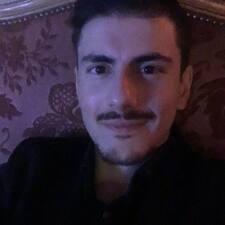 Gebruikersprofiel Francesco