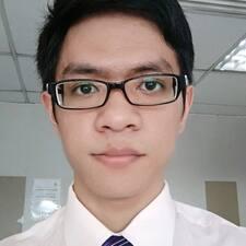 Nutzerprofil von Wei