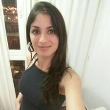 Silvina felhasználói profilja