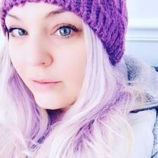 Cherie felhasználói profilja
