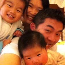Wangshu felhasználói profilja
