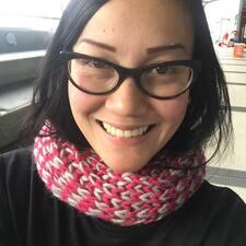 Ramona felhasználói profilja