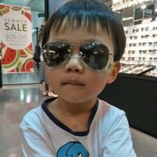 Henkilön Liang käyttäjäprofiili