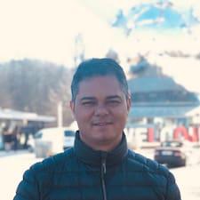 Acival felhasználói profilja