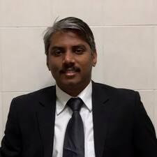 Rajandra Kumar Brukerprofil