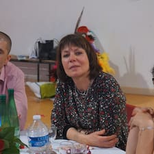 Bernadette Brugerprofil
