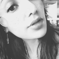 Liza felhasználói profilja