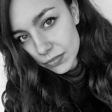 Profil utilisateur de Miriana