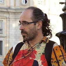 Profil utilisateur de Juan Ramón