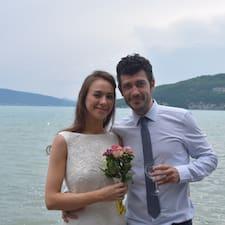 Caroline & Ryan - Uživatelský profil