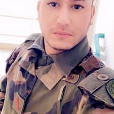 Mohand felhasználói profilja