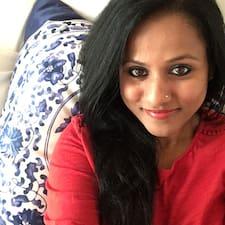 Profilo utente di Savitha