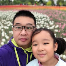 Jinlong felhasználói profilja