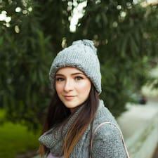 Zhanna(Жанна) felhasználói profilja