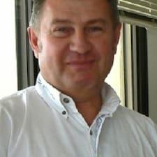 Gilles Brukerprofil